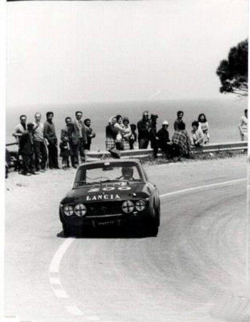 Pin di Sandro Campagna su LANCIA FULVIA HF | Cars, Car e ...