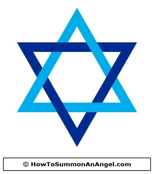 multicolor star of david clip art free angelology clip art rh pinterest com  free clipart images star of david
