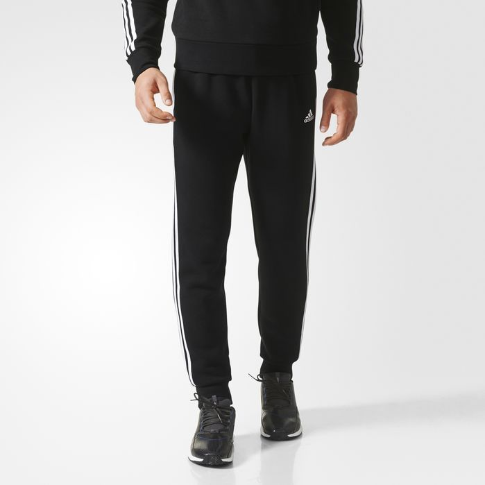 adidas Essentials 3 Stripes Jogger Pants Mens Pants | Mens