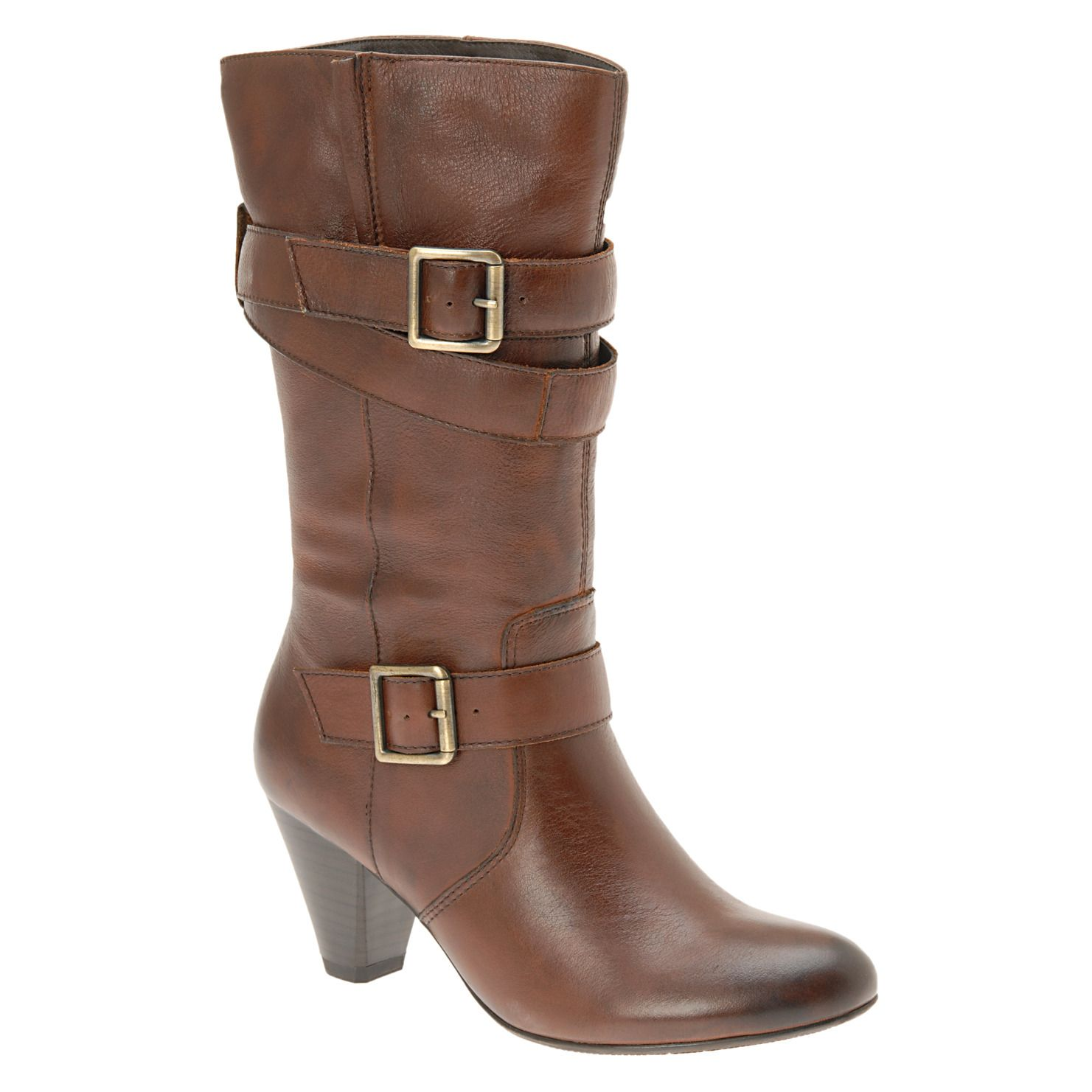 I got these boots yesterday from Call It Spring -- Aldo's sister company.
