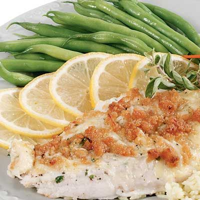 Haddock In Lime Sauce