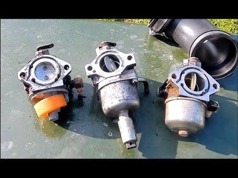 Carburetor Swapping Bolt On More Power Automotive Repair Lawn Mower Repair Bike Repair