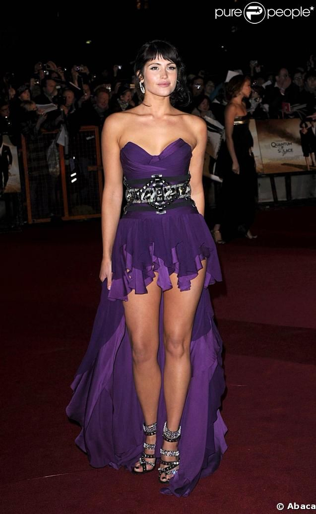 Screenrush: Forum Stars & Celebrities: GEMMA ARTERTON [Official ...