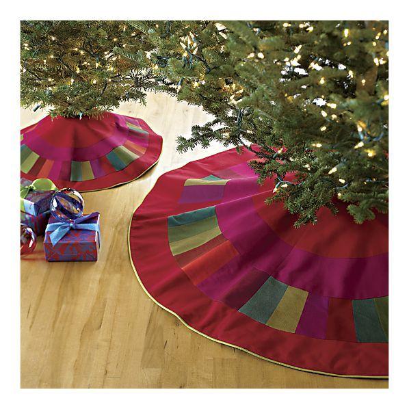 tree skirt Holiday celebrate Pinterest Tree skirts