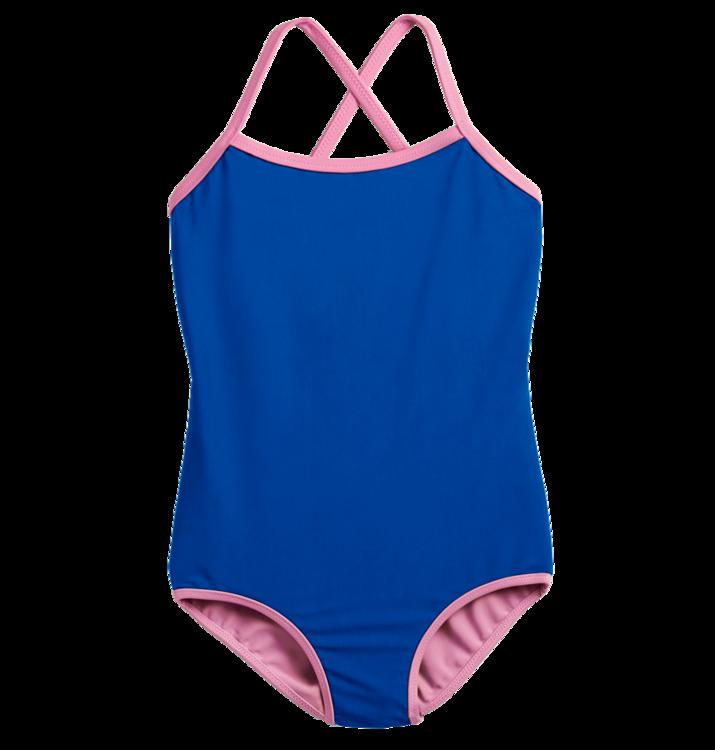 bde68a5086 Reversible swimsuit. Reversible swimsuit Long Sleeve Henley, Little Girl  Fashion, Kids ...