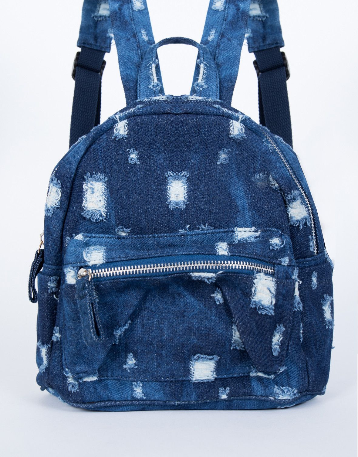 70bd920bb2b Torn Apart Mini Backpack in 2018   Bags and wallets   Pinterest ...