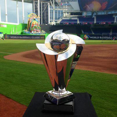 World Baseball Classic Trophy  c01bb55b34c