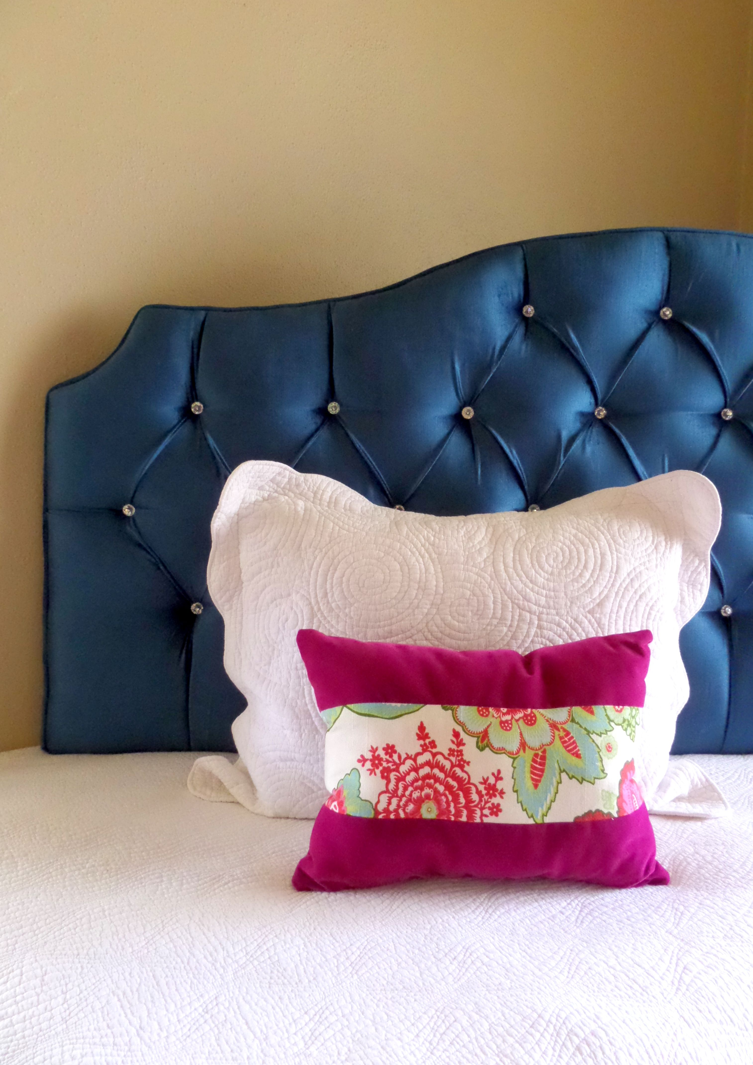 diverse tufted chair beautiful and pillow bolster bed also shag pendant desk headboard upholstered designs teenage with plus girls lighting bedroom creative rug pink for