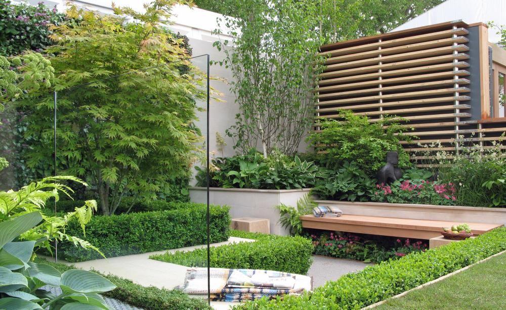 Gestaltungstipps f r einen stadtgarten gartengestaltung for Gartengestaltung verschiedene ebenen