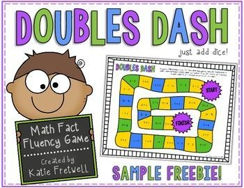 Unforgettable image with math fact fluency games printable