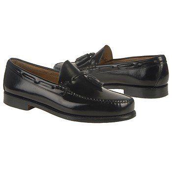 Bass Larkin Shoes (Black) - Men's Shoes - 15.0 W