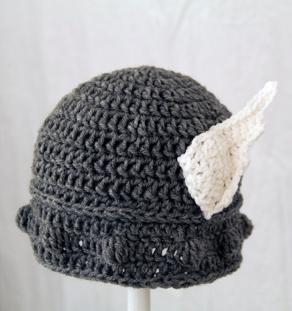 Thor Viking Helmet. I think I need this for a baby costume next ...