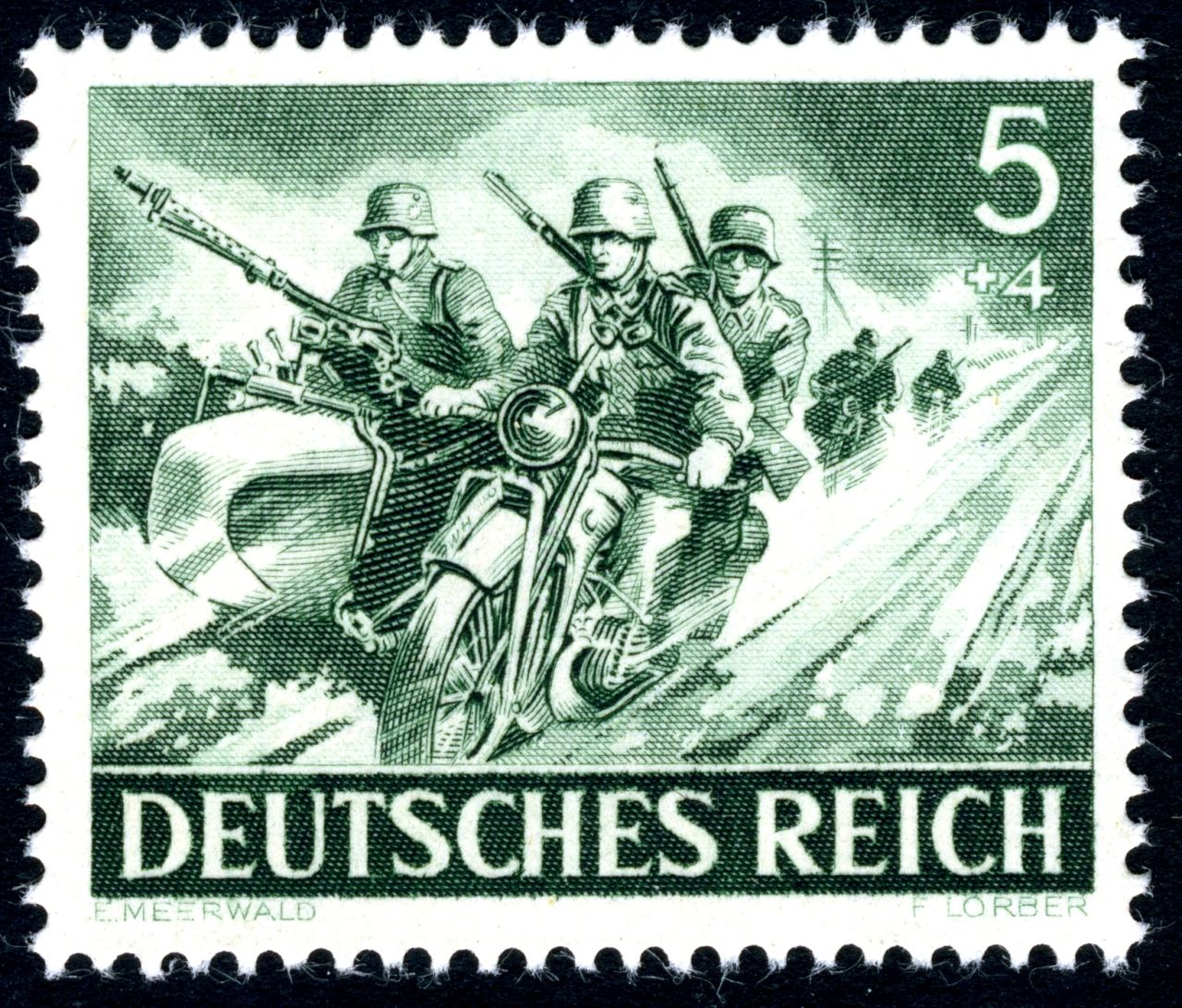 BMW R-75 1943