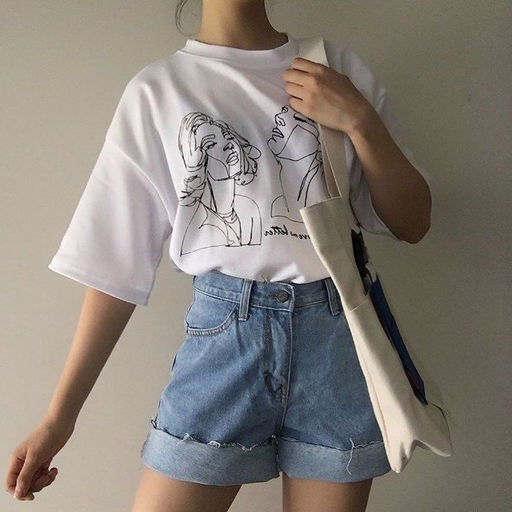 Kfashion Aesthetic Outfit Ootd Tumblr Style Girl Jeans Fashion Https Weheartit Com Entry 324447199 Aesthetic Clothes Fashion Clothes