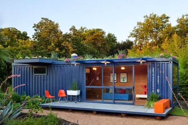 A Shipping Container Costs About 2000 What These 15 People Did