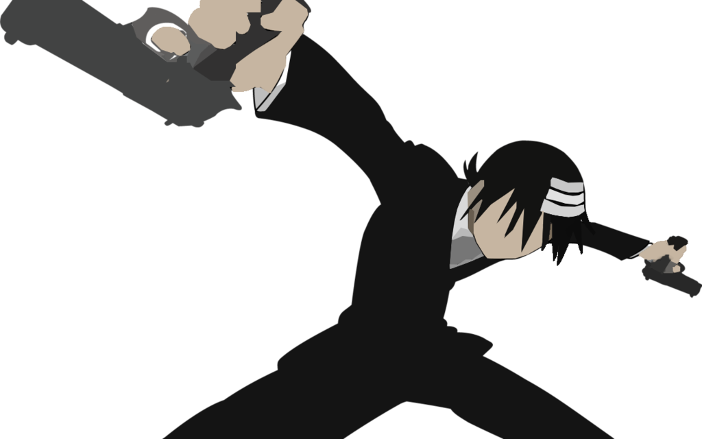 Death the Kid | Soul Eater - Minimalism by Chase-Galaxy on DeviantArt