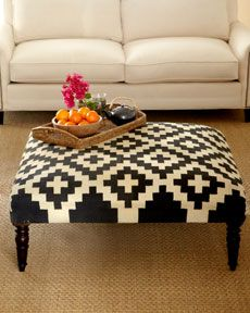 Amazing Soft Ottoman With Tray On Top For Coffee Table Ideal If Ocoug Best Dining Table And Chair Ideas Images Ocougorg