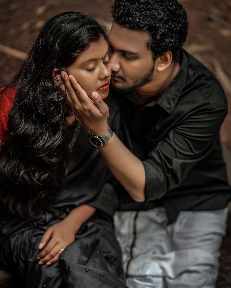 """Easy Ladies Hairstyles In Kerala: Kerala Wedding Styles On Instagram: """"♥️ ———————————— Send"""