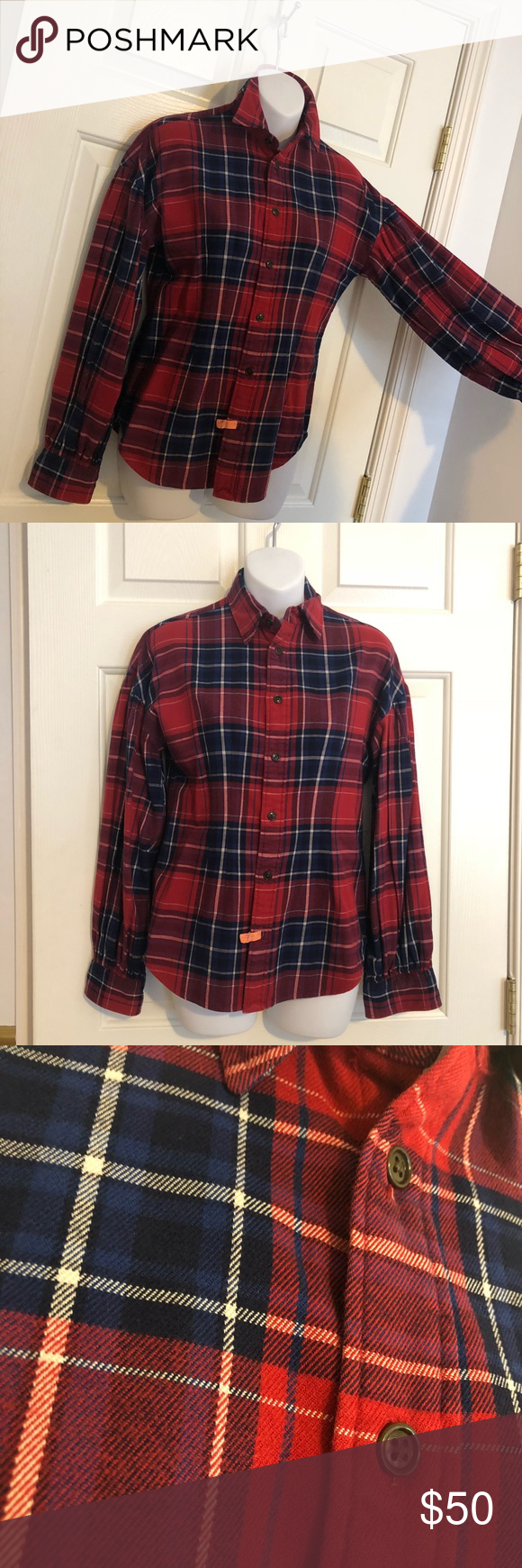 Rugby Ralph Lauren Flannel Shirt This Shirt Isn T Just Your Typical Flannel Button Down It Is By Ralph Lauren Rugby And Ha Flannel Shirt Shirts Clothes Design