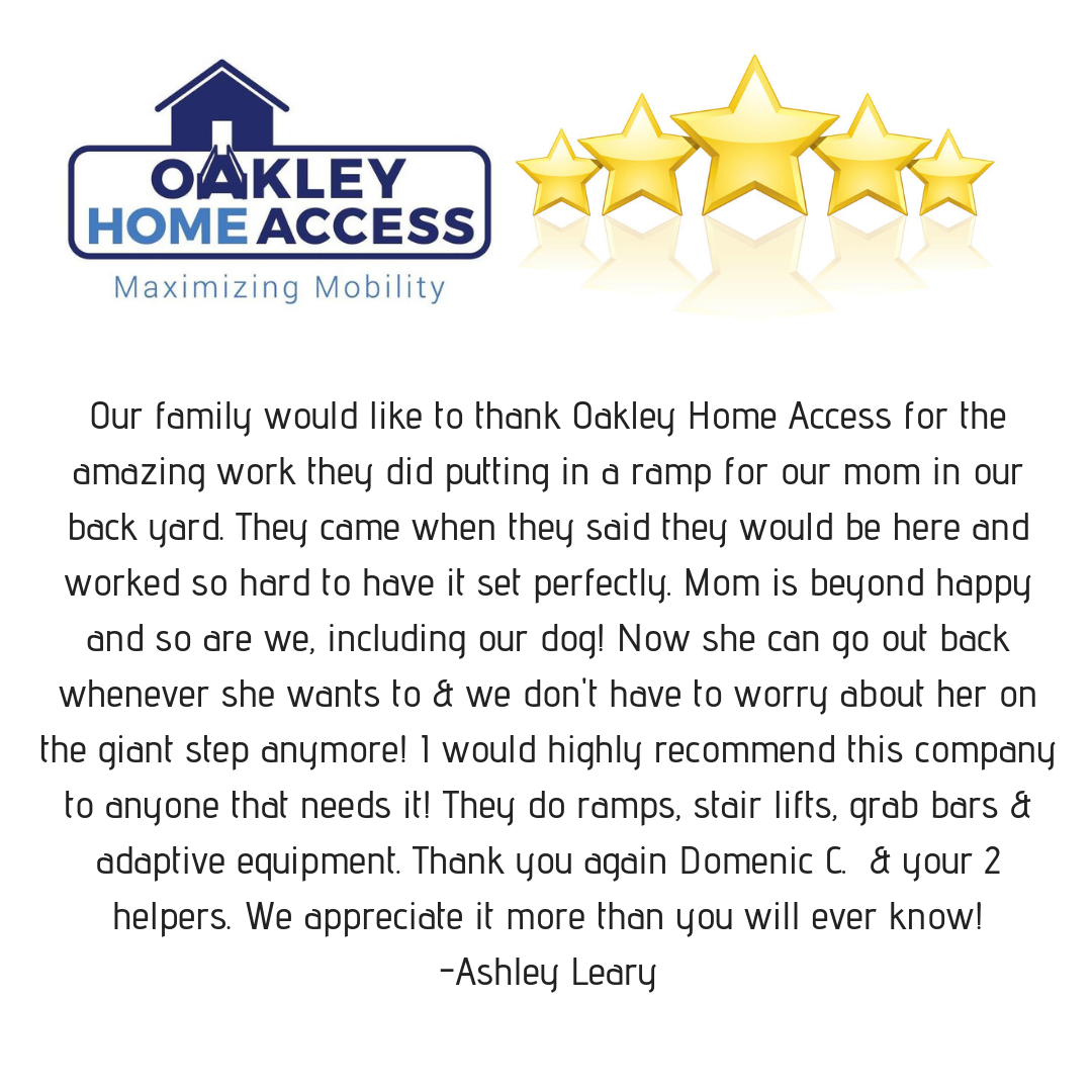 Thank you, Ashley! We are so happy to have helped your mom
