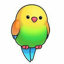Pin By Mar On Kawaii Collection Cartoon Drawings Of Animals Cute Animal Clipart Cartoon Birds