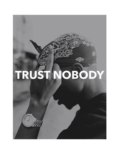 Trust Nobody 2pac Rapper Quotes 2pac Quotes Tupac Quotes