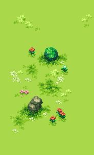 Forest Tileset Pixel Game Art Pixel Art Games Pixel