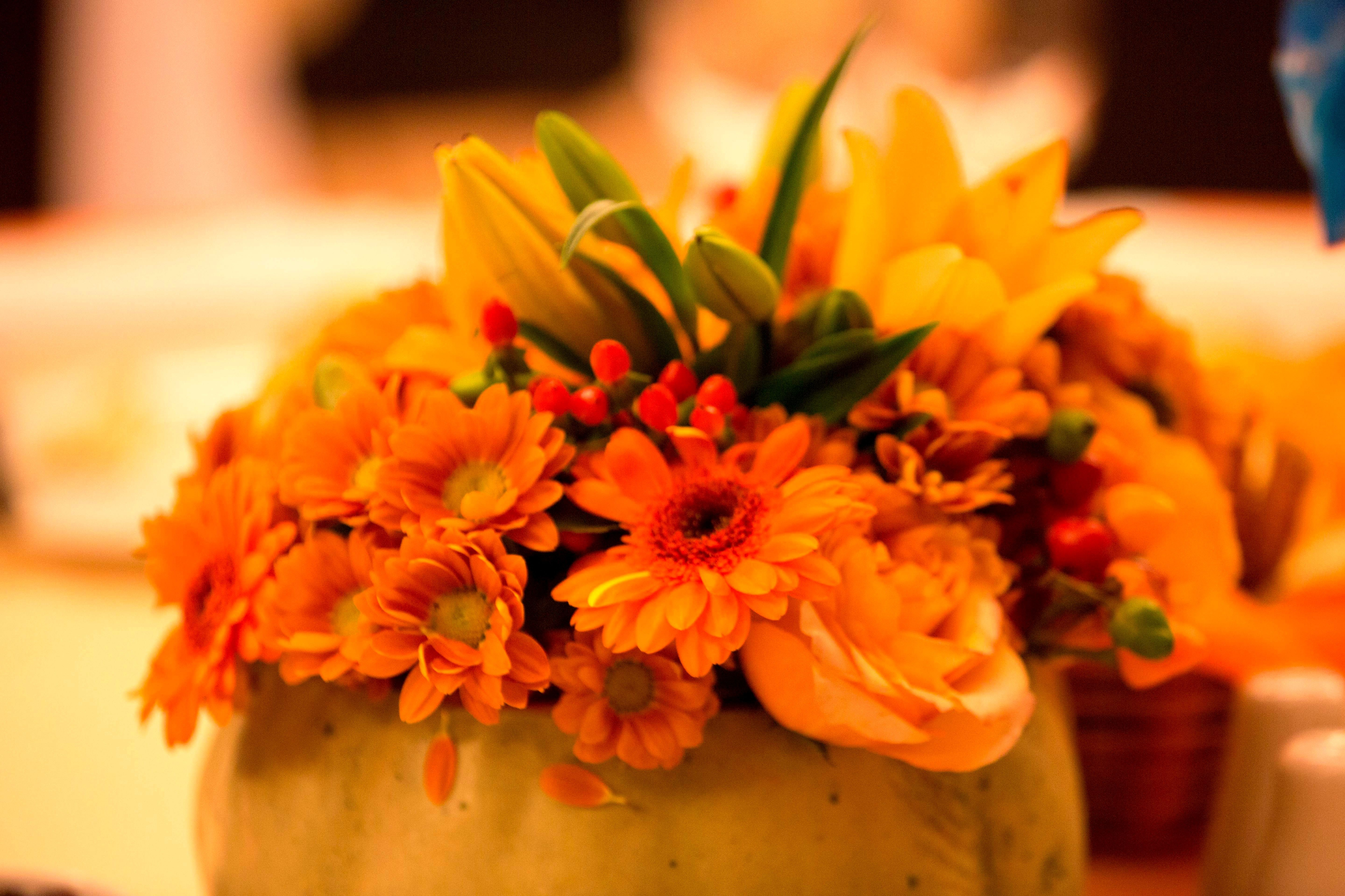 Thanksgiving details by F Zone Catering & Events www.fzone.gr