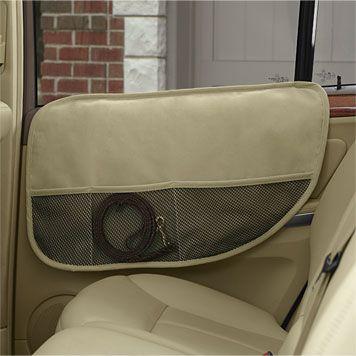 Interior Car Door Protectors Dog Car Accessories Dog