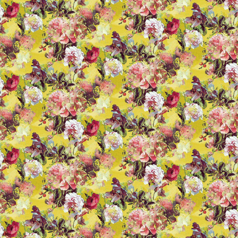Flamboyant By Jean Paul Gaultier Yellow Wallpaper 3301