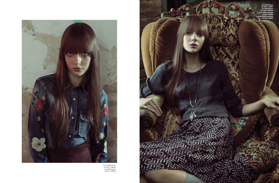 Urban Folk - styling Amanda Berndt // Fotos: Carol del Bue