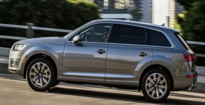 2020 Audi Q7 Changes