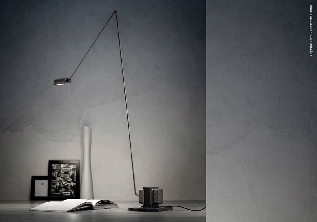 DAPHINE TERRA Lamp - Tommaso Cimini | FURNITURE | Pinterest | Floor ...
