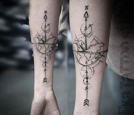 Tattoo compass men posts 36+ ideas for 2019 #tattoo