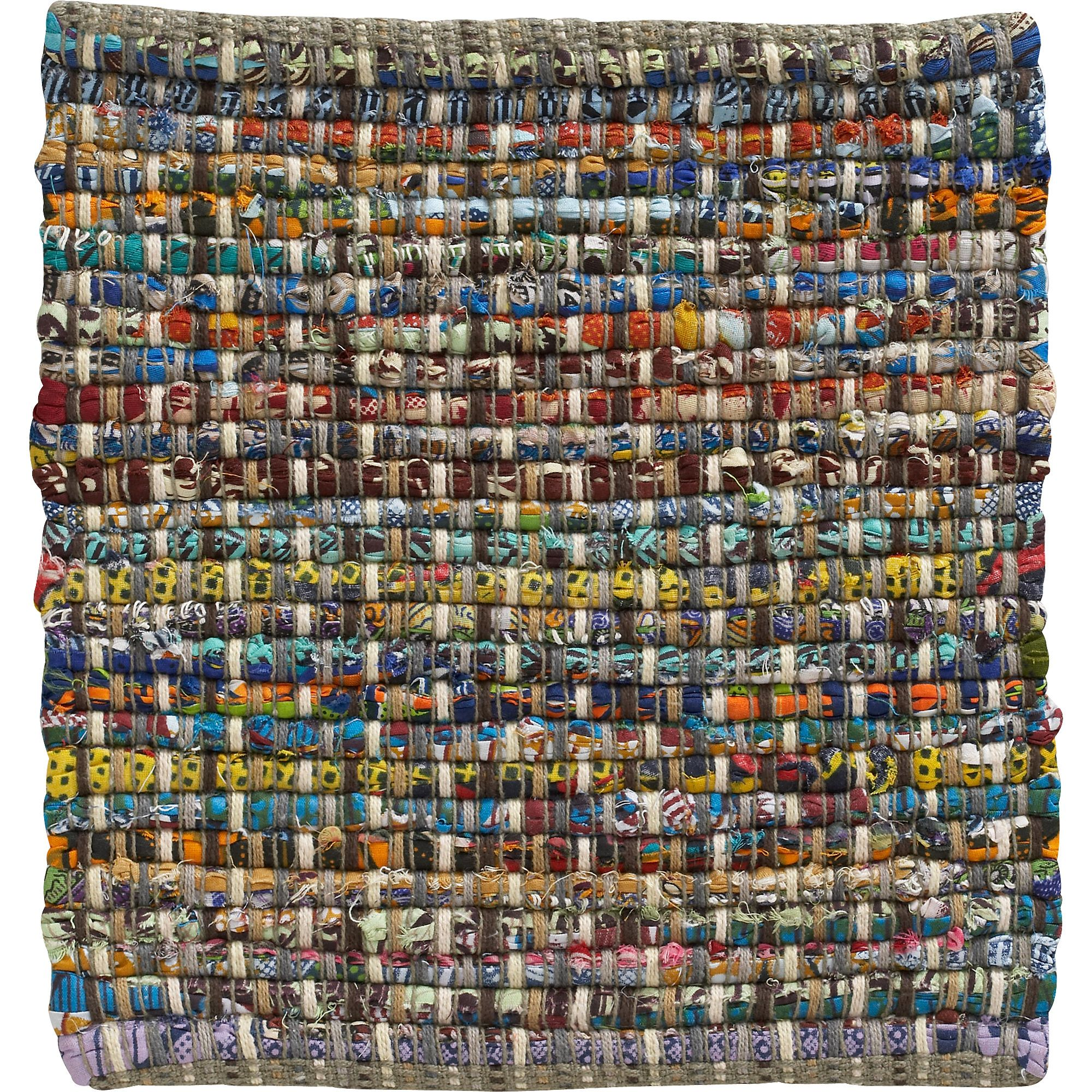 Recycled Cotton Rug In Rugs | CB2