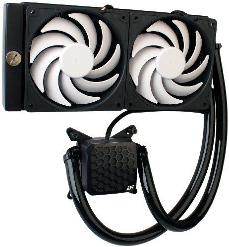 Swiftech H220 Compact Drive Ii Plug And Play Liquid Cooling System