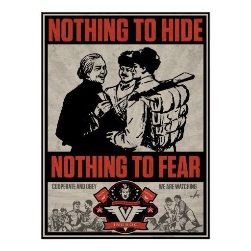 Insoc 1984 Propaganda Print Zazzle Com Propaganda Ingsoc
