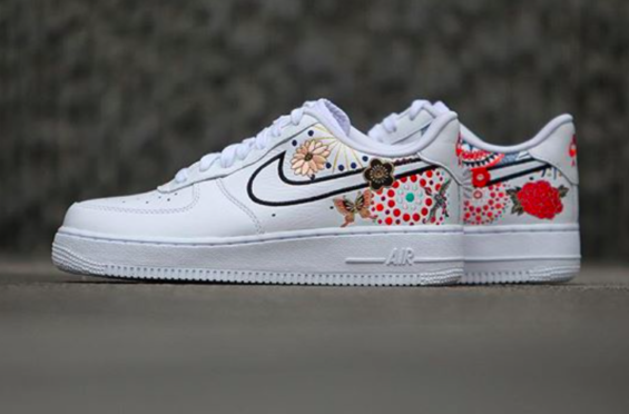 nike air force 1 cr7 patchwork quilts