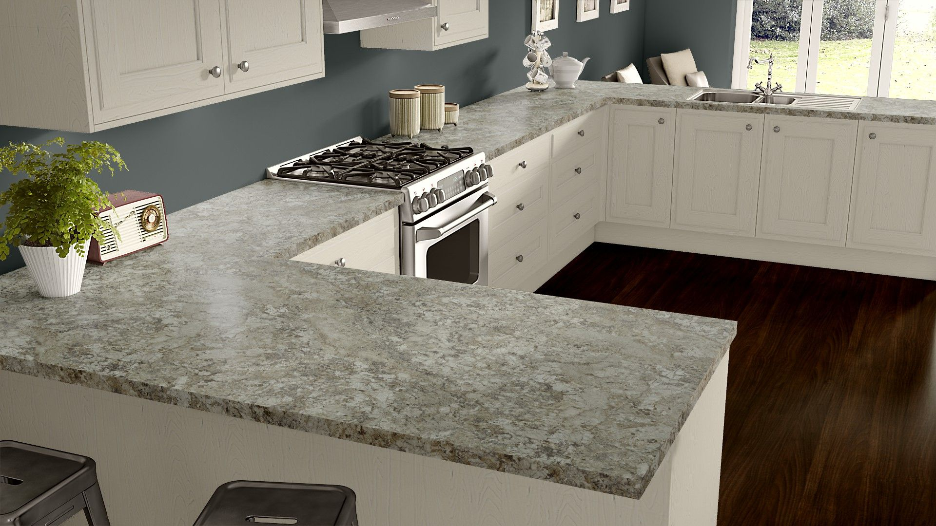 Get inspired for your kitchen renovation with Wilsonart's