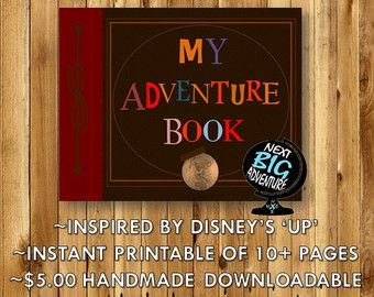photo regarding Our Adventure Book Printable titled My Experience Ebook Downloadable Sbook towards UP. $5