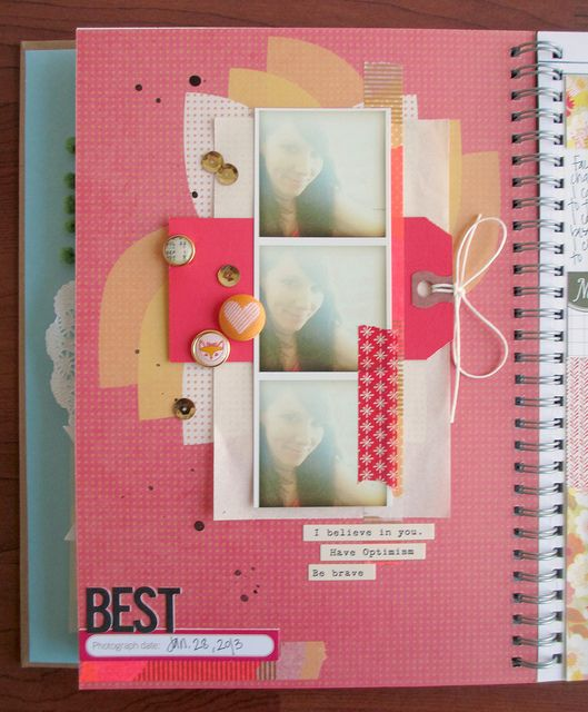 OLW SMASH book - pages 9-10 by Tessa Buys, via Flickr