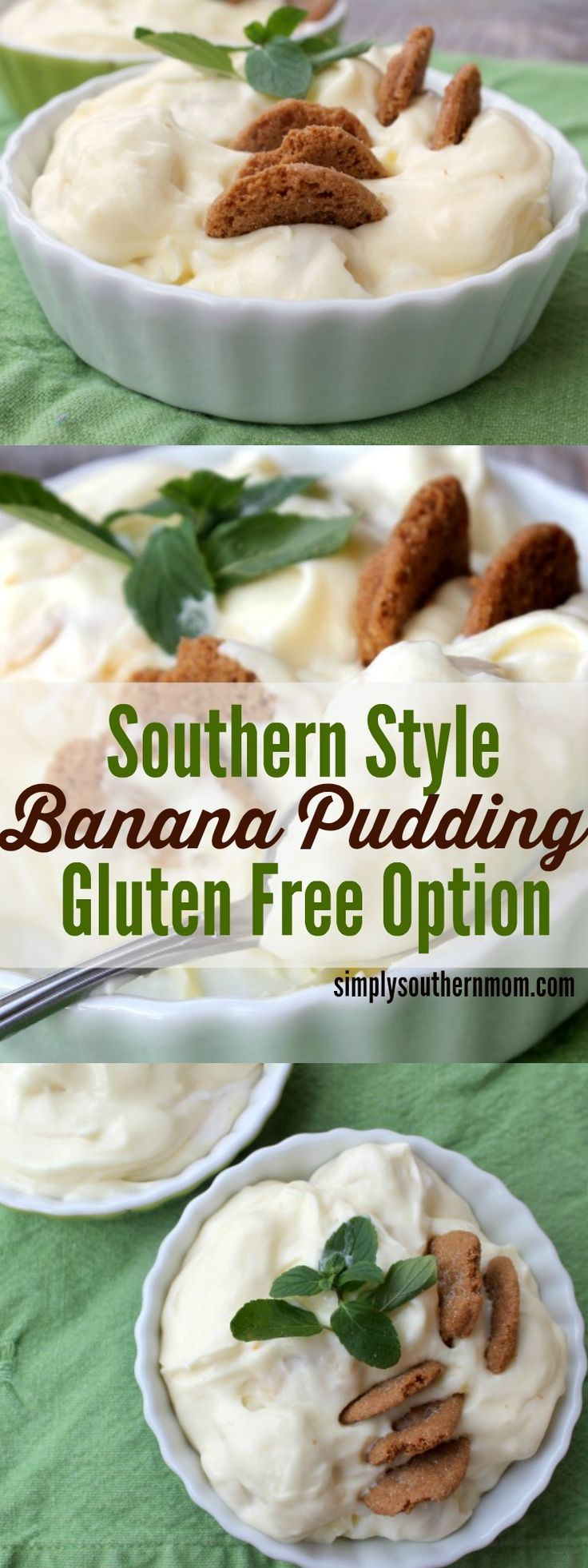 Easy southern style banana pudding recipe gluten free