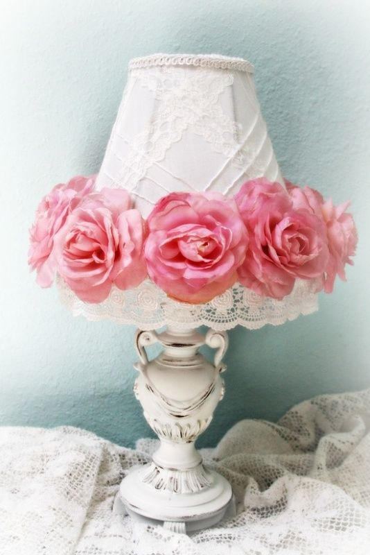 Girly table lamps ideas2 girly lamp shades shabby chic girly table lamps ideas2 girly lamp shades audiocablefo