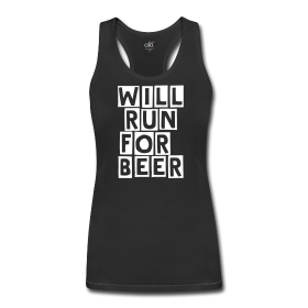 Will Run For Beer ~ 1725
