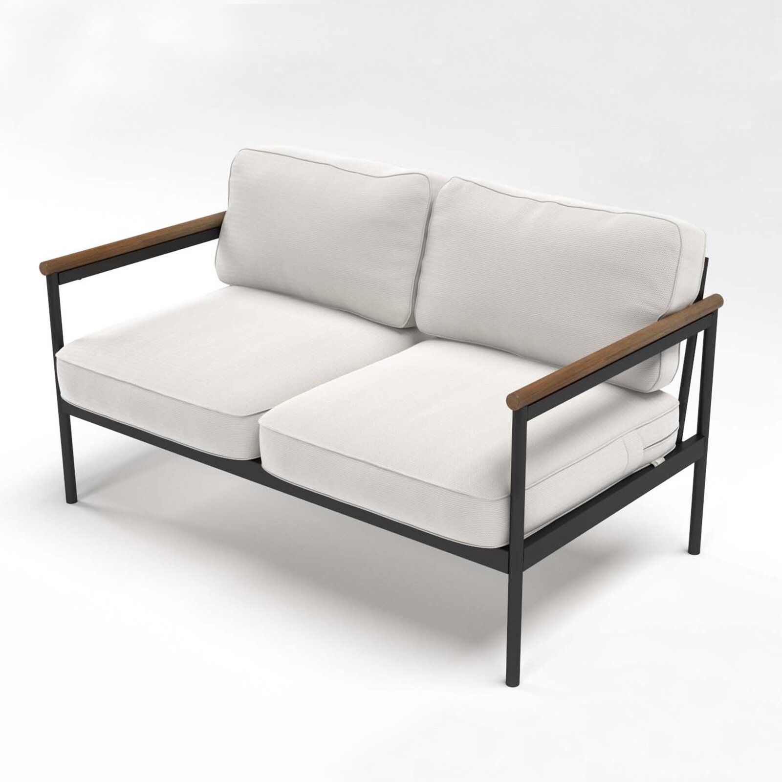 Outdoor Loveseat With Cushions Outdoor Loveseat Love
