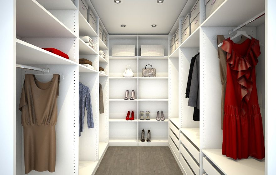 Dein begehbarer Kleiderschrank nach Maß | love hause | Pinterest ...