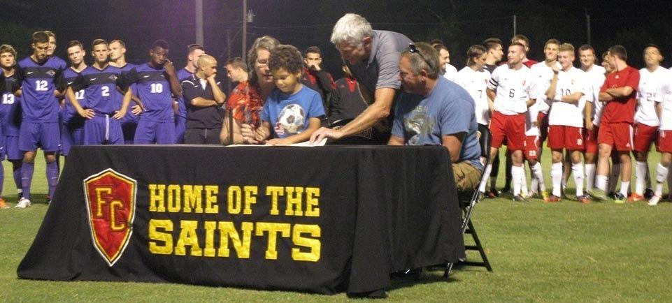 Flagler Men S Soccer Drafts Dwayne Lewis From Team Impact College Athletics Mens Soccer Flagler