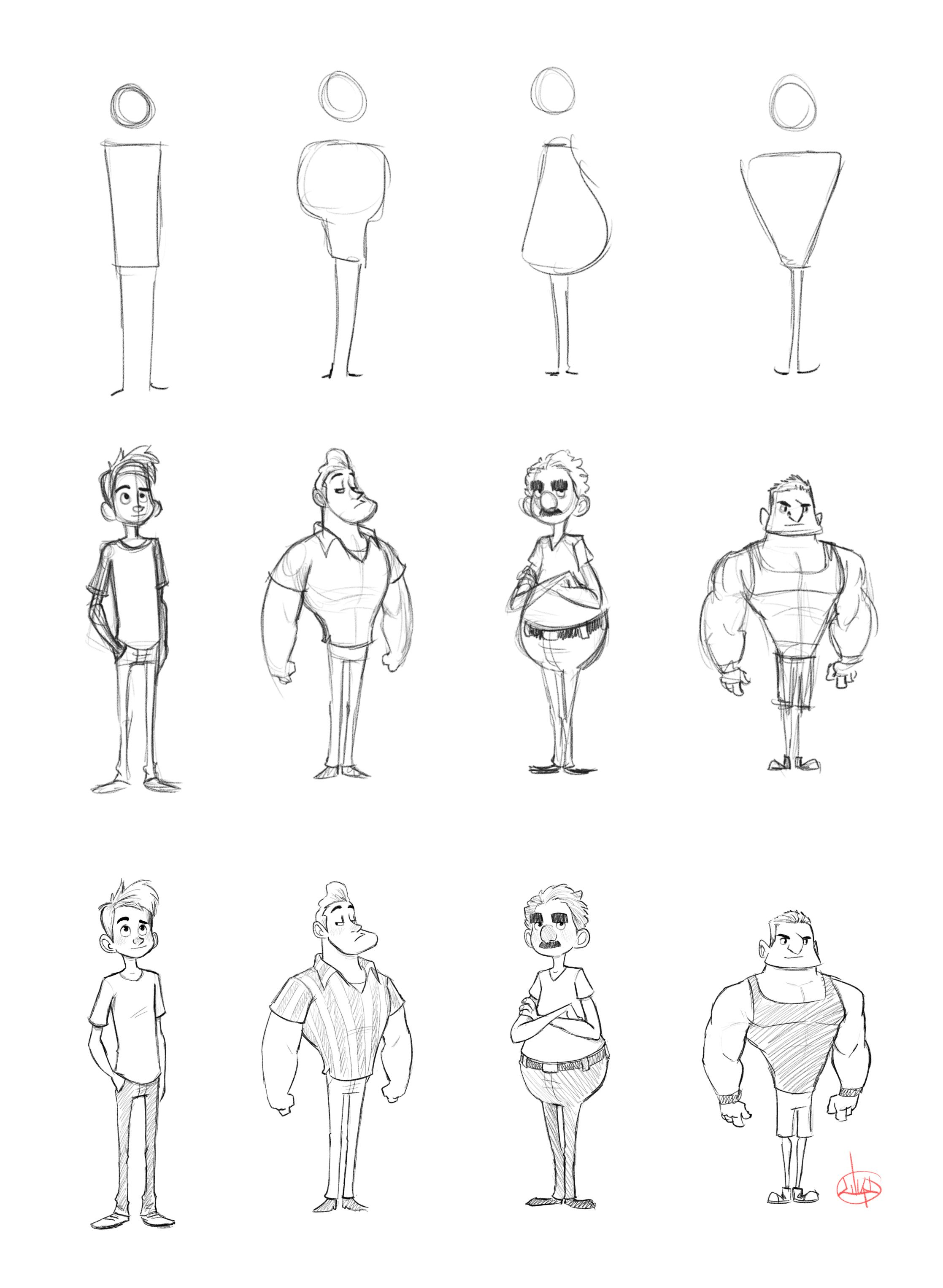 character_shape_sketching__with_video_link__by_luigil-d5mpkr8.jpg ...