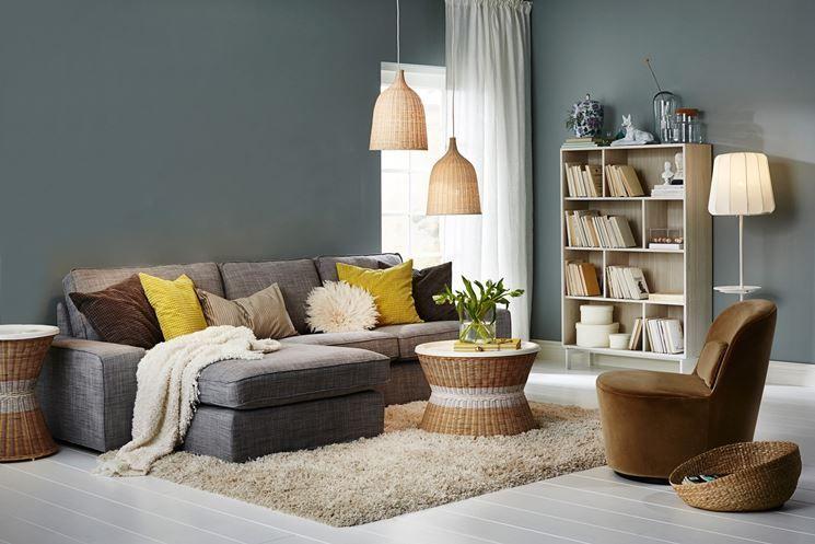Divano Kivik ~ Modello kivik in tessuto divani