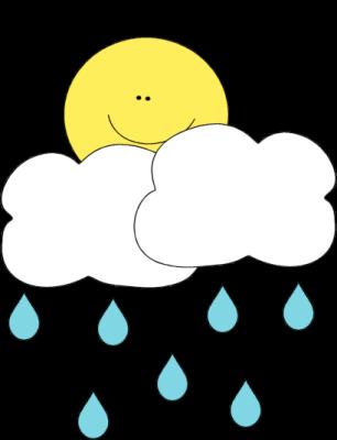 Sun Behind Rain Cloud Clip Art Sun Behind Rain Cloud Image Clip Art Clip Art Borders Free Clip Art